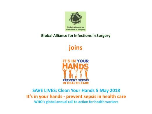 Global Alliance for Infections in Surgery22