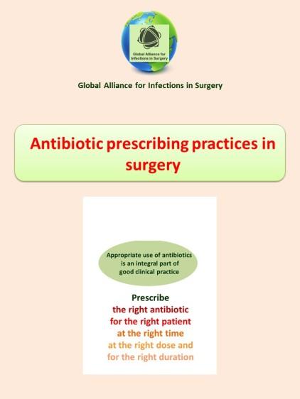antibiotic prescribing practices in surgery