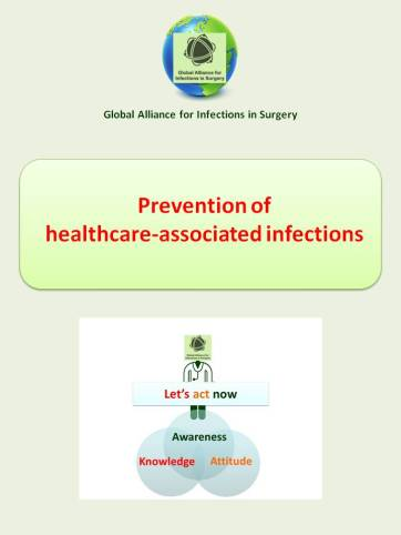 prevention of healthcare-associated infections