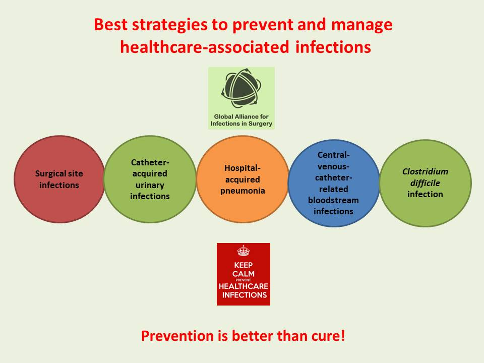 Managing infections : decision-making options in clinical practice