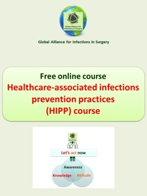 healthcare-associated infections prevention practices