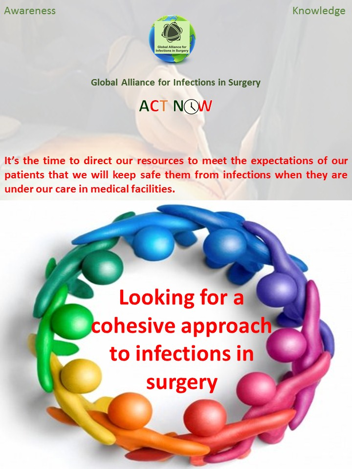 Coheve approach to infections in surgery