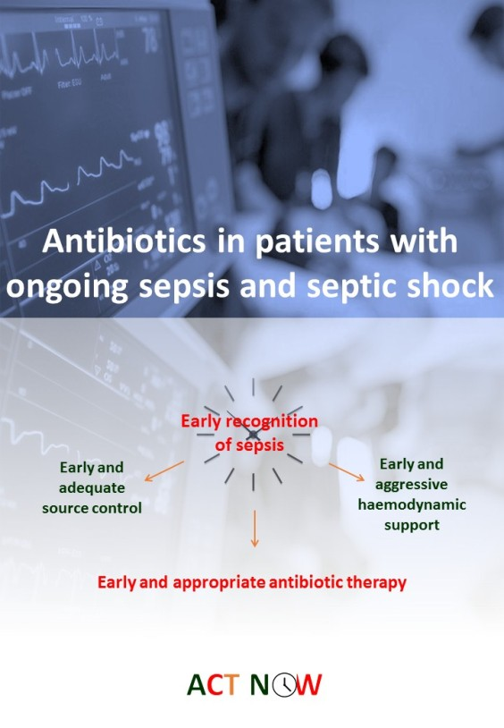 Antibiotic therapy in patients with ongoing sepsis NUOVO