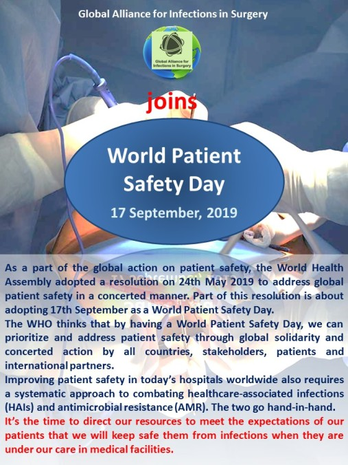 Patient safety day