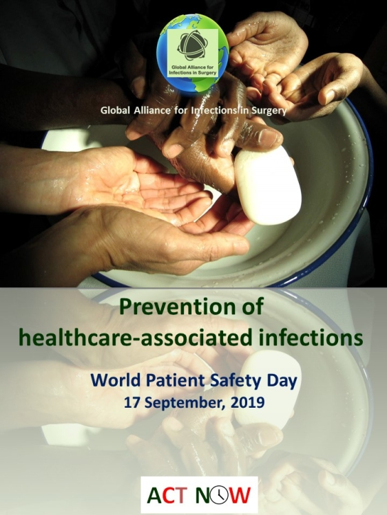 Prevention of healthcare-associated infections 17 September